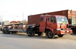 PKB-211 Truck Trailer Lifting Capacity : 40 Tons